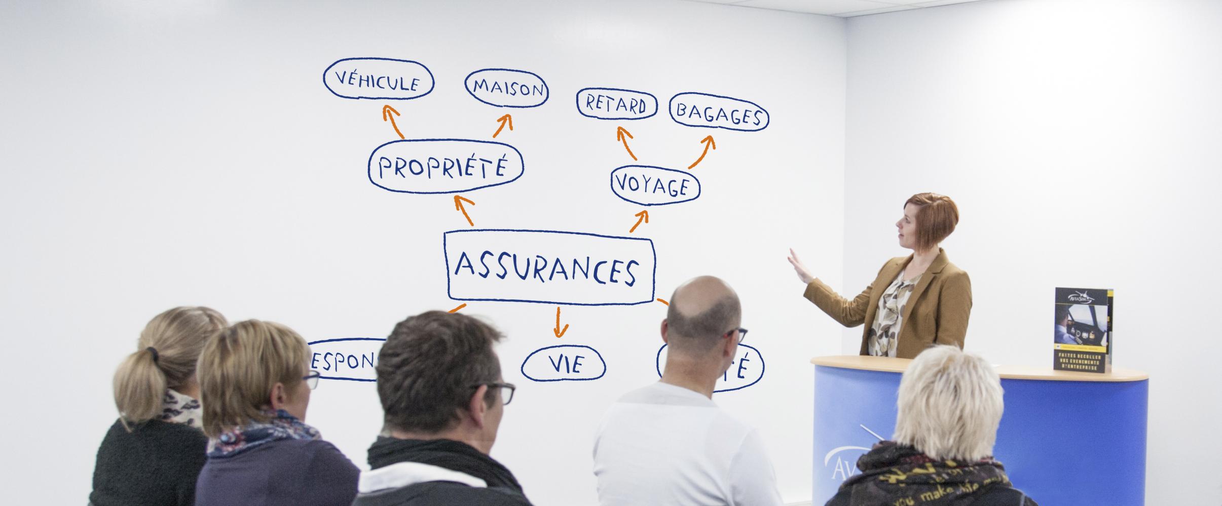 Team building et brainstorming : la salle 2 pour s'exprimer
